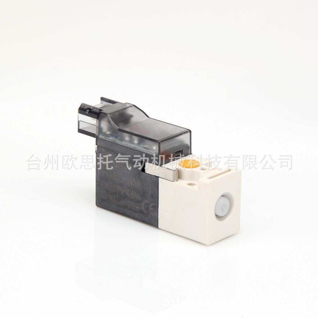 t101u 24v大流量微型电磁阀图片