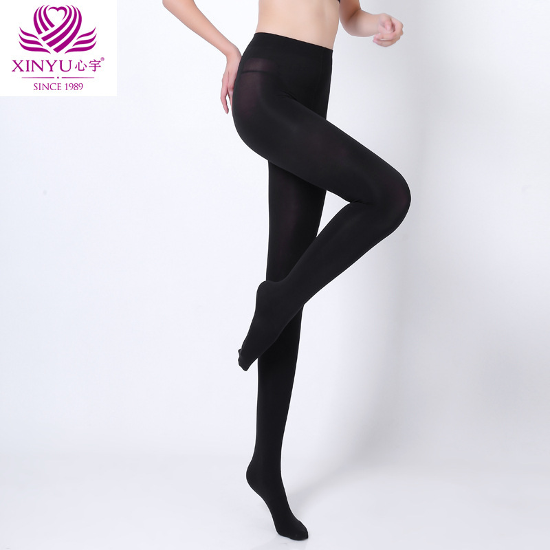 QQ plays bikini of new fund of heart eaves 8625B super- thick press manufacturer of socks of pantist