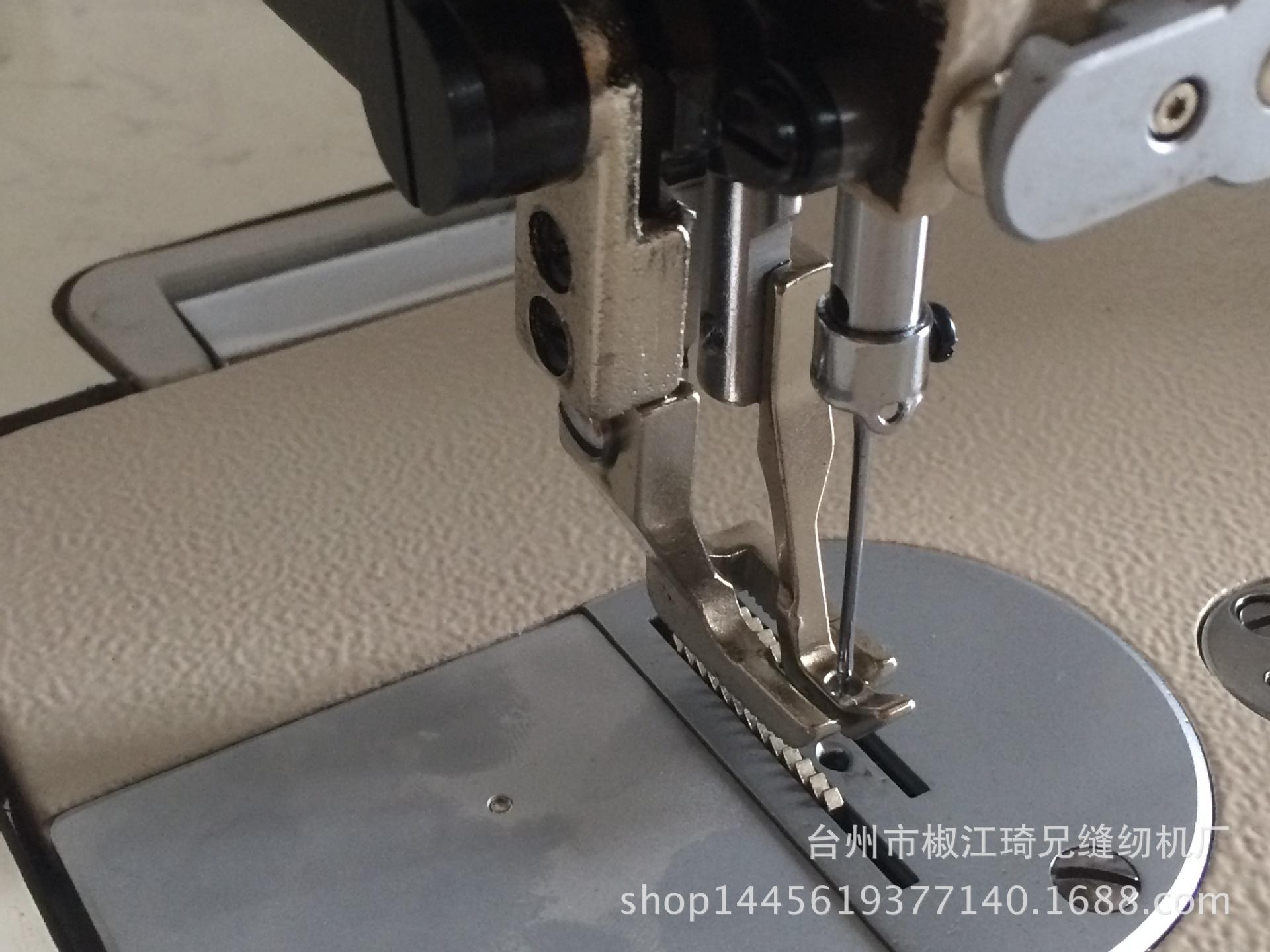 芳华0缝纫机底线怎么穿图解