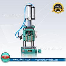 万顺QB04-3 3吨压力气动冲床 台式压力机 小零部件压入