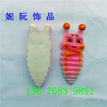 厂家批发玩具饰品花千骨糖宝宝公仔 树脂玫瑰花  树脂钻 手机配件