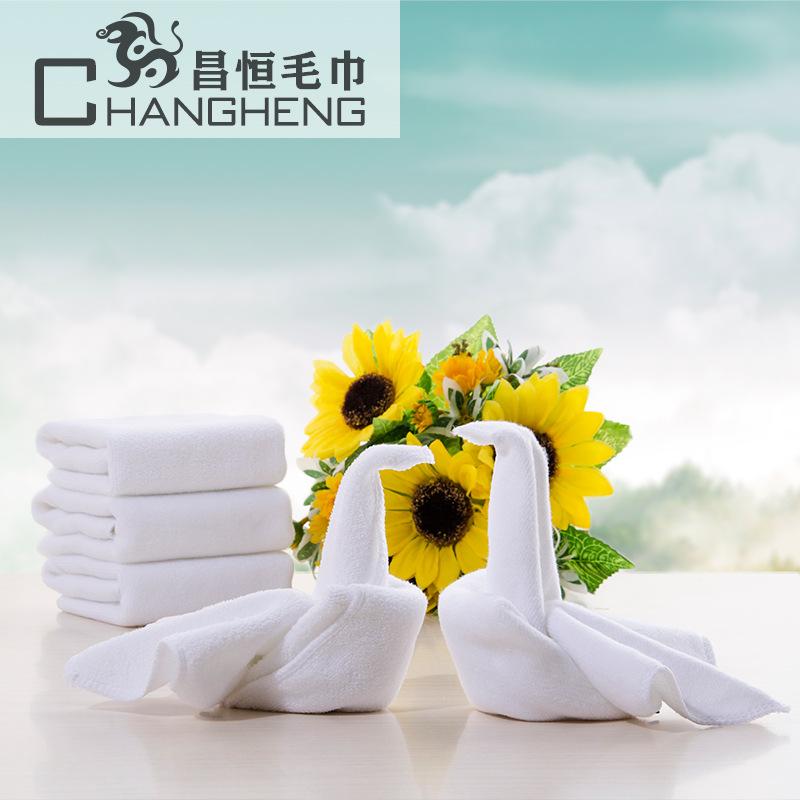 吸水去污去油白色超细纤维小方巾擦酒杯厨房清洁抹布小餐巾不掉毛