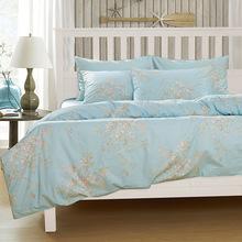 高端进口优质埃及长绒棉四件套欧式奢华贡缎家纺床上用品一件代发