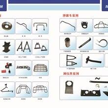 公司彩页(供应各种汽车配件、摩托车配件、前后桥配件、橡