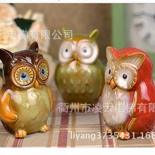 清倉!阿爾特貓頭鷹 三款 北歐陶瓷飾品 驅災鎮宅風水創意禮物