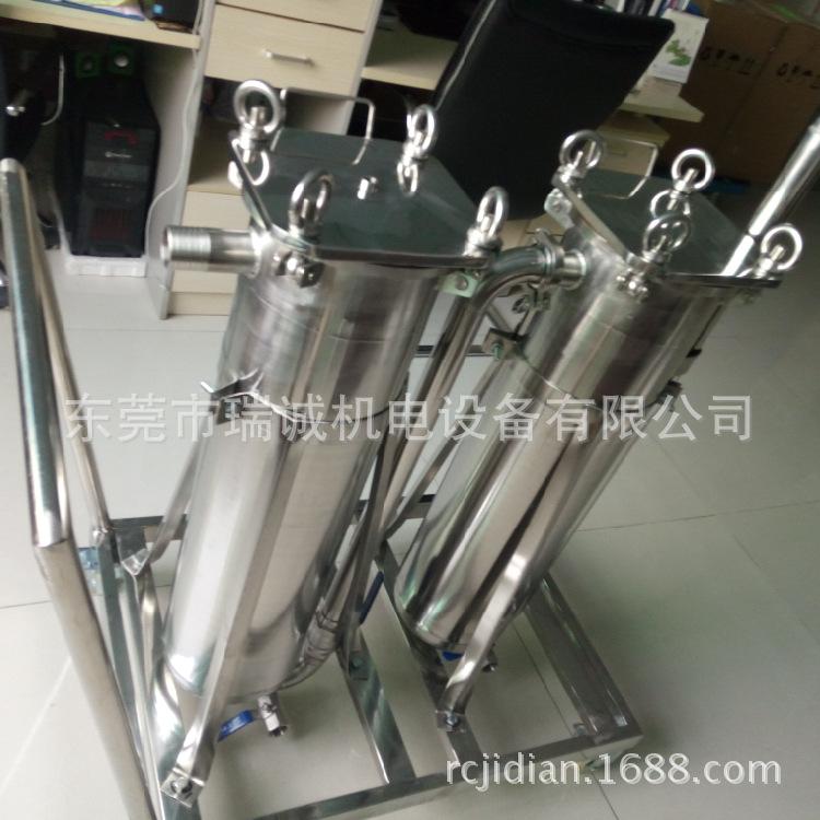现货供应不锈钢隔膜泵配套过滤器 过滤设备