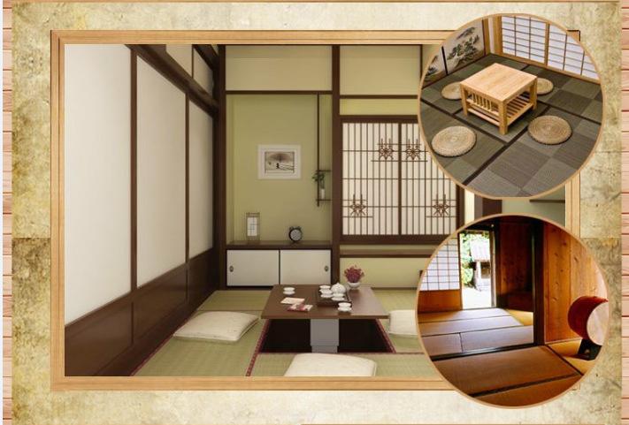 长方形卧室榻榻米设计图