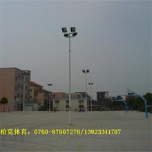 广州白云区篮球场灯杆供应商长期订做6--15米灯杆,货期准品质高