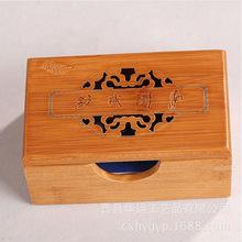 名片盒名片夹高档创意名片座男士商务名片架可定制LOGO刻字
