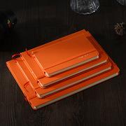 爆款 pu创意文具批发笔记本 记事本绑带商务日记本 办公用品本子