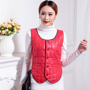 Manufacturers wholesale new winter fashion women's down vest vest manufacturers wholesale Liner Shipping