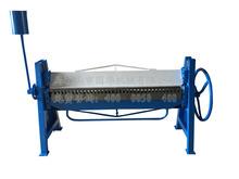 供應手動式折邊機 廠家直銷 使用簡便 折邊機報價 選購國華機械