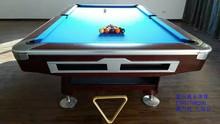 台球桌 温州哪里有九球桌买多少一个温州澳宇台球桌厂告诉你