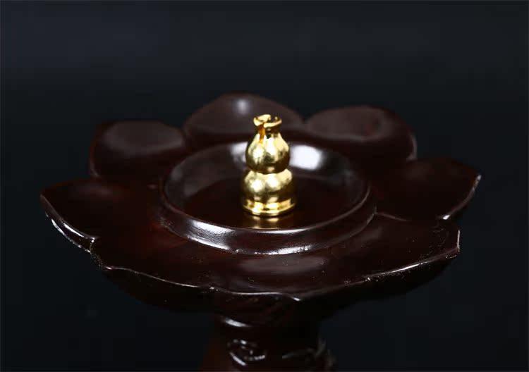 木质茶壶制作过程