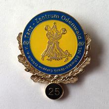 厂家定制 奖牌 徽章 校徽 金属工艺品 纪念章 个性定制 批发制作