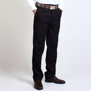 2016 spring and summer men's business casual straight trousers Slim trousers dress trousers wholesale manufacturers