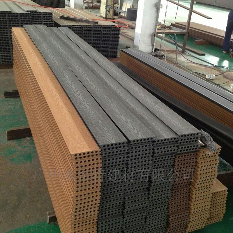 木塑材料-室外木地板批发140s23塑木pe地板木塑复合