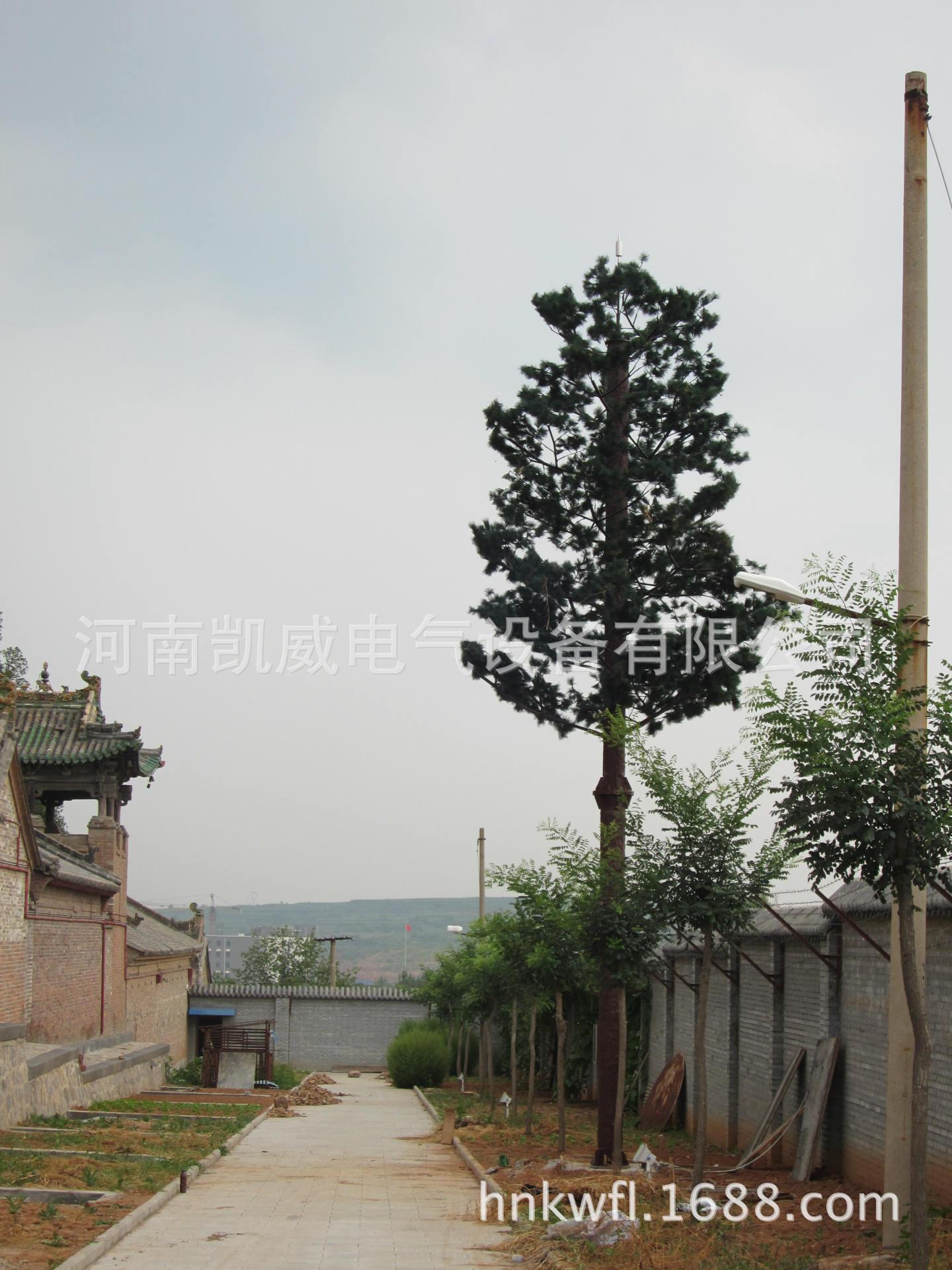 15米仿生树避雷针21米仿生树避雷塔25米仿真通信树