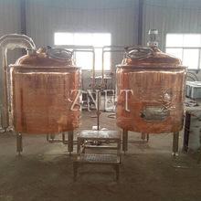 400L酿酒设备 葡萄酒果酒酿造设备 自制啤酒设备 酿酒机械