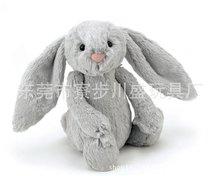 厂家定制 长耳朵兔子毛绒玩具兔兔公仔 宝宝睡觉陪伴
