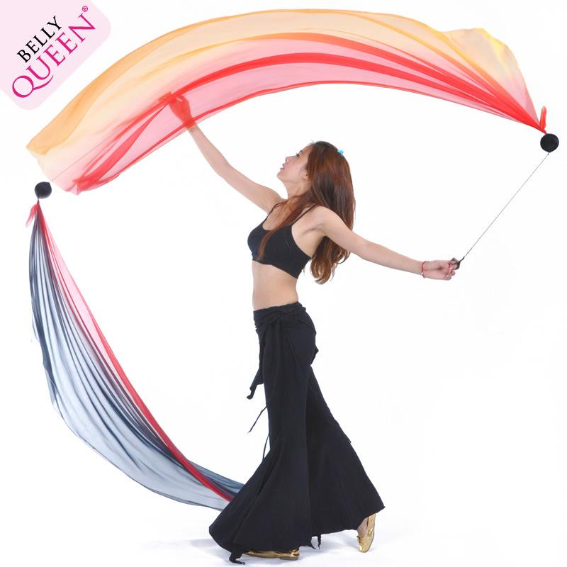 Ткань для танца своими руками