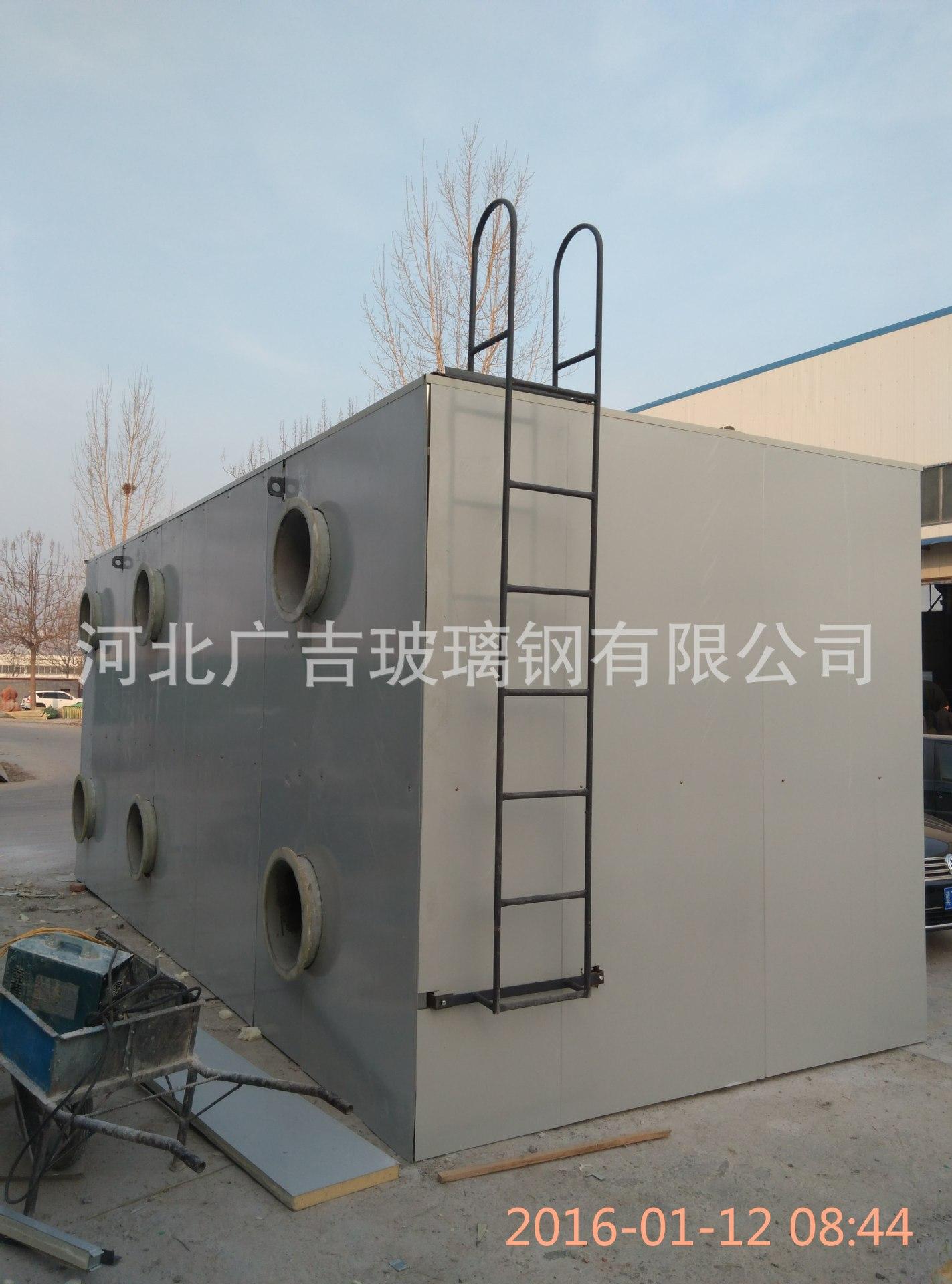 玻璃钢生物除臭塔_中国环保在线