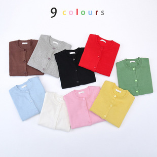 European and American trade wind ins explosion models spring and autumn infants and young children cotton long-sleeved j