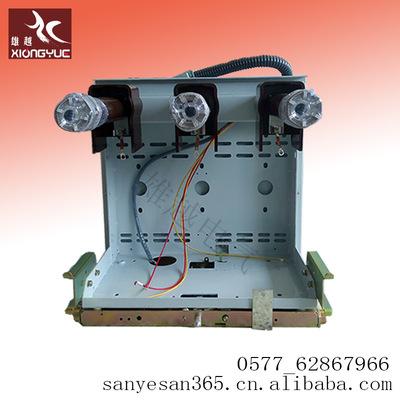 供应kyn28a-12高压开关柜用zn63a(vs1)真空断路器型pt手车