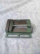 直销美式平口钳2.5 3 4 5 6 8寸台钻台虎钳简易钳木工台钳桌虎钳