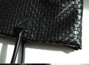 Japanese and Korean version of Lingge woven bag hand shoulder casual handbag wholesale tidal wholesale clearance