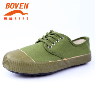 Bovon Liberation Army men's shoes to help low supply wholesale camouflage military training shoes men wear labor ins
