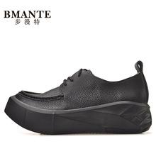厂家直销2018欧美春秋新款个性男鞋时尚潮流男式真皮鞋牛皮男鞋子