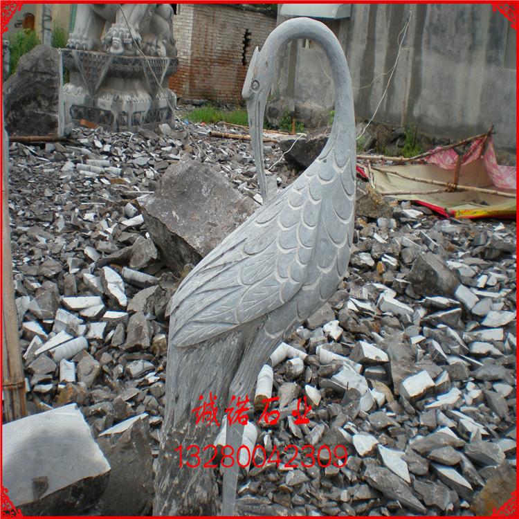 石雕动物 招财花岗岩小动物 大理石门口摆放动物 喷水石头动物