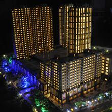 上海商业广场店铺万达酒店沙盘建筑模型设?#21697;?#21153;制作公司厂家