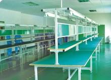 防静电操作台 铝型材流水线工作台 实验桌 电子铝合金工作台厂家