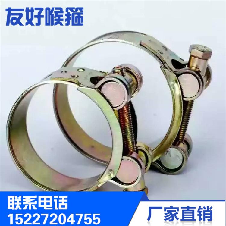供应欧式强力喉卡箍、喉箍、抱箍 厂家直销 各种样式欧式强力喉箍