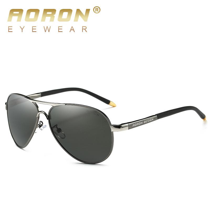 速卖通傲龙男士偏光太阳镜 炫彩墨镜司机镜 驾驶眼镜8503厂家批发
