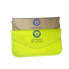 厂家直销RFID防辐射孕妇健康手机袋 手机信号屏蔽袋零钱包