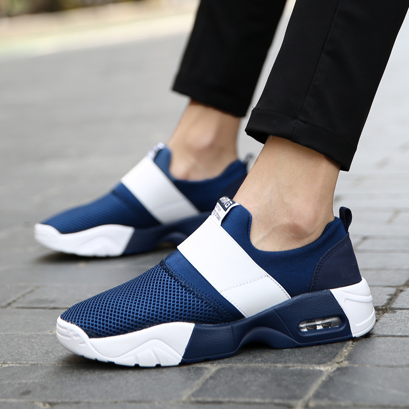 Summer sports shoes female and men's shoes tide lovers leisure air-cushion running shoes's main photo