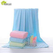 毛巾厂家批发销售 纳米超细纤维 婴儿海滩浴巾加大加厚可定制logo