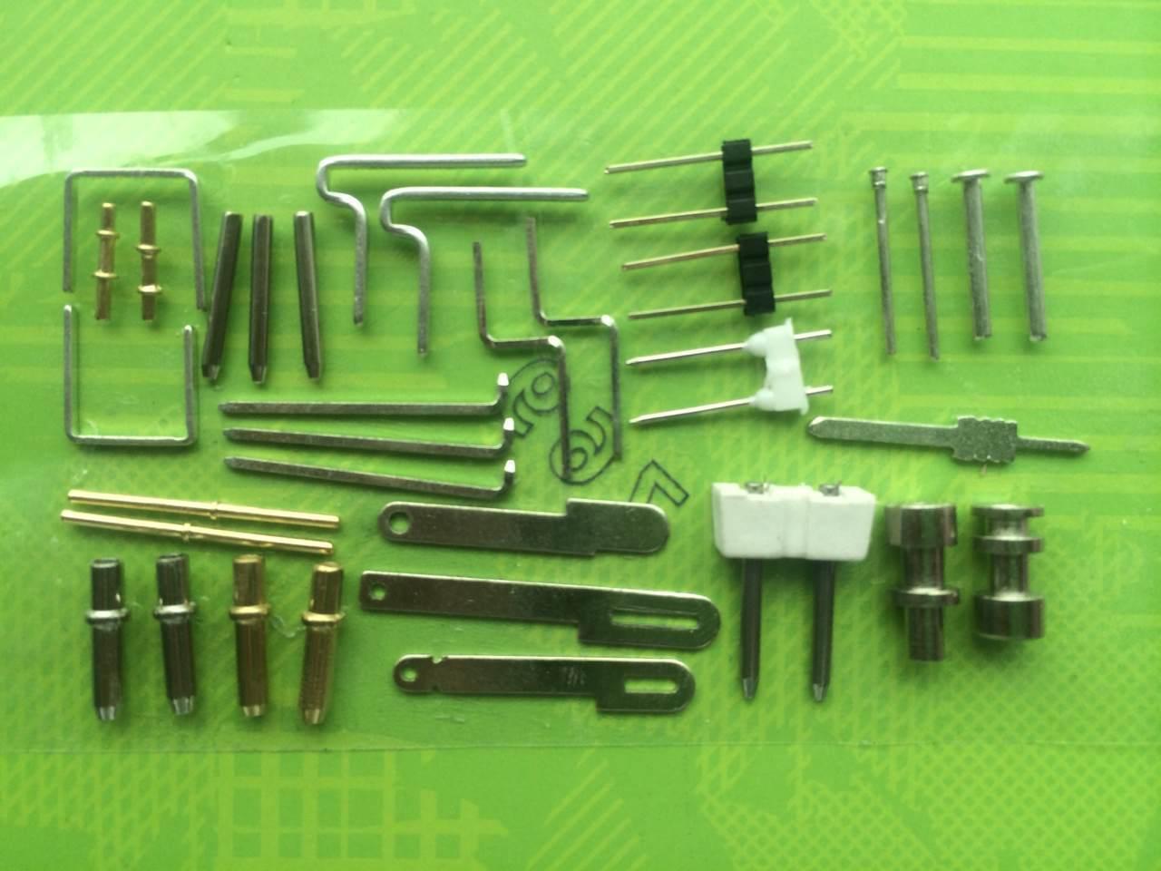 嘉皓新开发PIN针 打翅PIN针插针引脚环保材质 规格齐全免费拿样