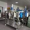 洗衣液生产机器 液体乳化搅拌设备 多功能洗衣液不锈钢机械