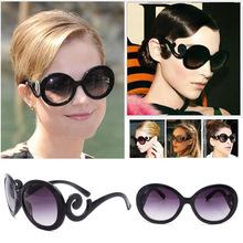 2016戴尚酷新款女士太阳镜 复古云朵 防紫外线框架墨镜厂家直销