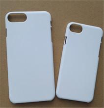 3D热转印手机壳套iphoneX?#36824;?手绘UV打印定制logo图片喷油涂层壳