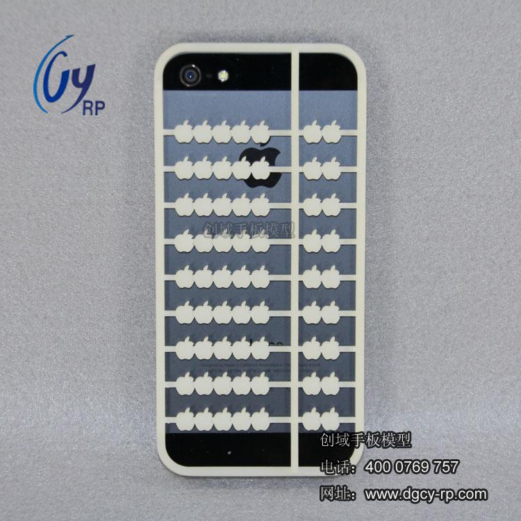 塑胶手板之手机保护套手板