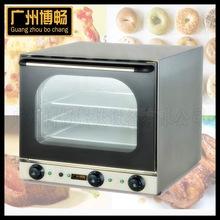 BEB-4A全透视热风循环电焗炉四层商用多功能智能电烤箱带喷雾功能