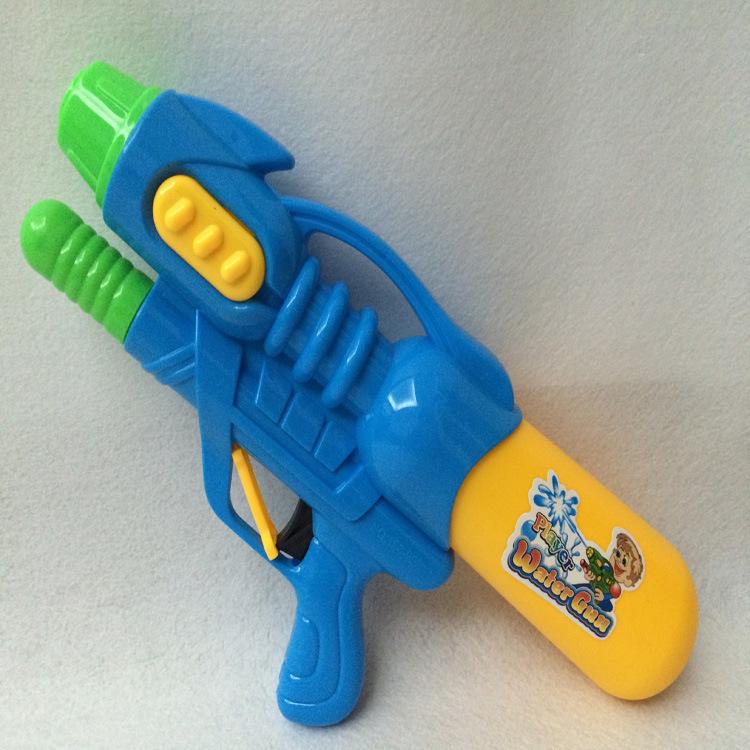 夏季儿童玩具打气水枪抽压式水枪沙滩必备漂流玩具高压水枪地摊