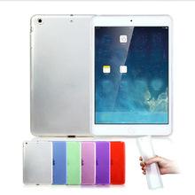 适用于ipad3/4/5透明tpu清水套ipad6平板电脑mini软胶air2保护套