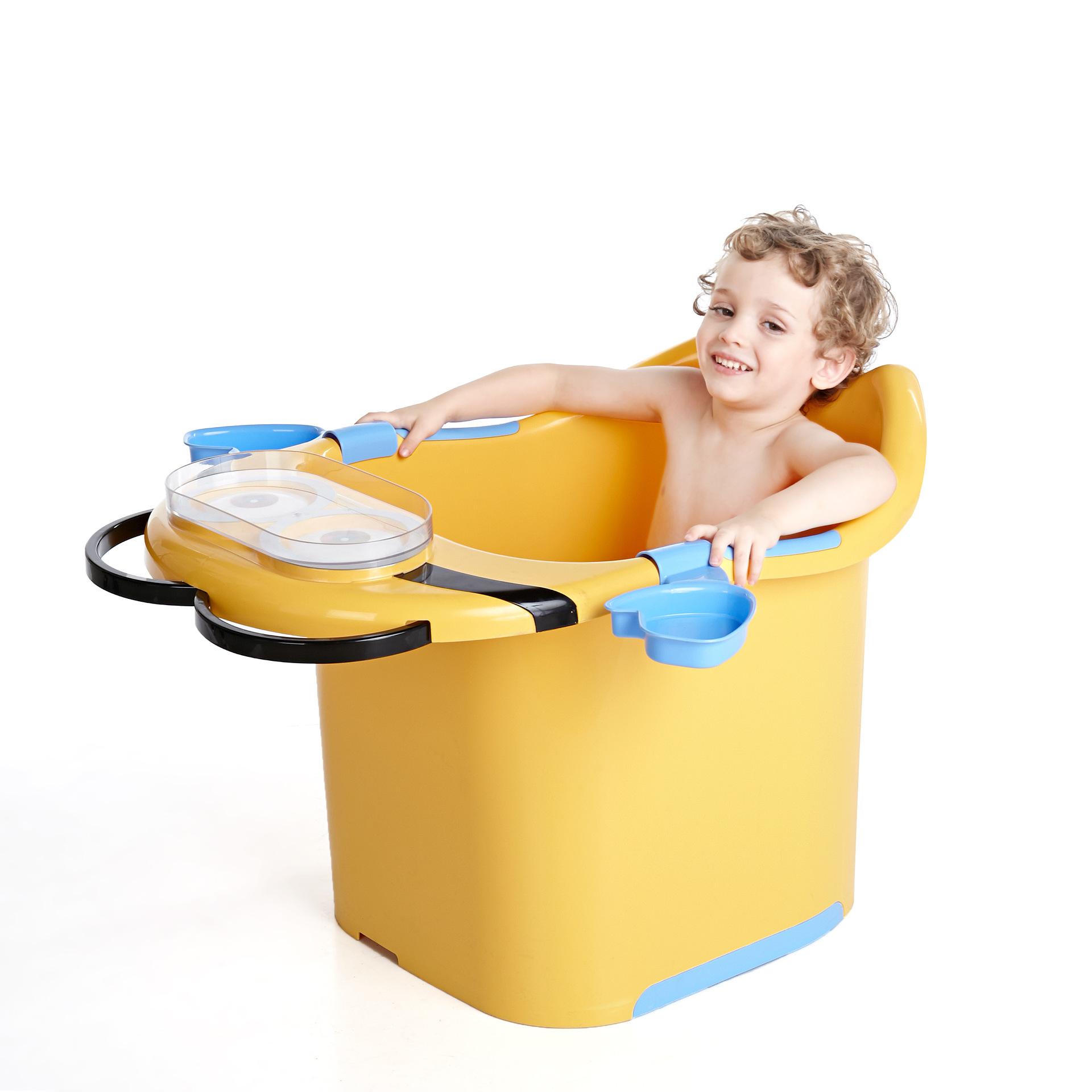 宝宝洗澡图片