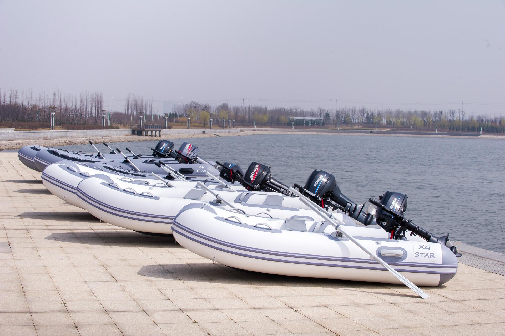 气船充气艇